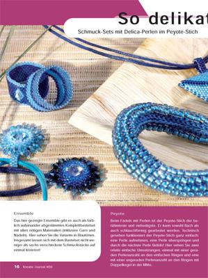 Kreativ-Journal Seite 1